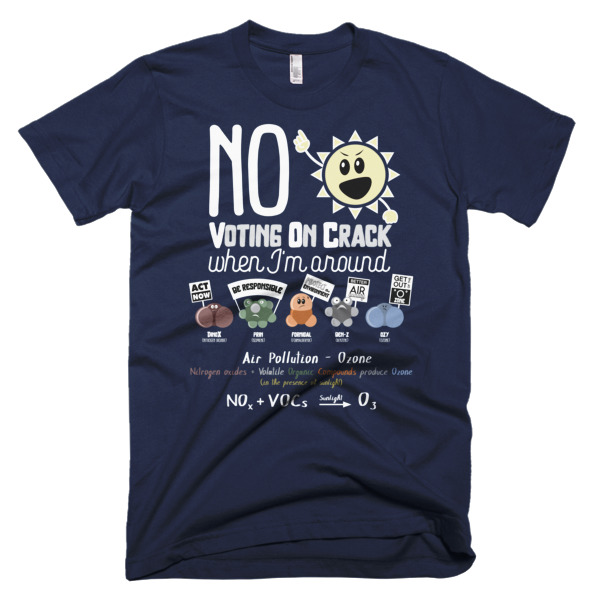 Air Quality T-Shirts